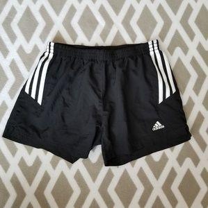 Adidas exercise shorts